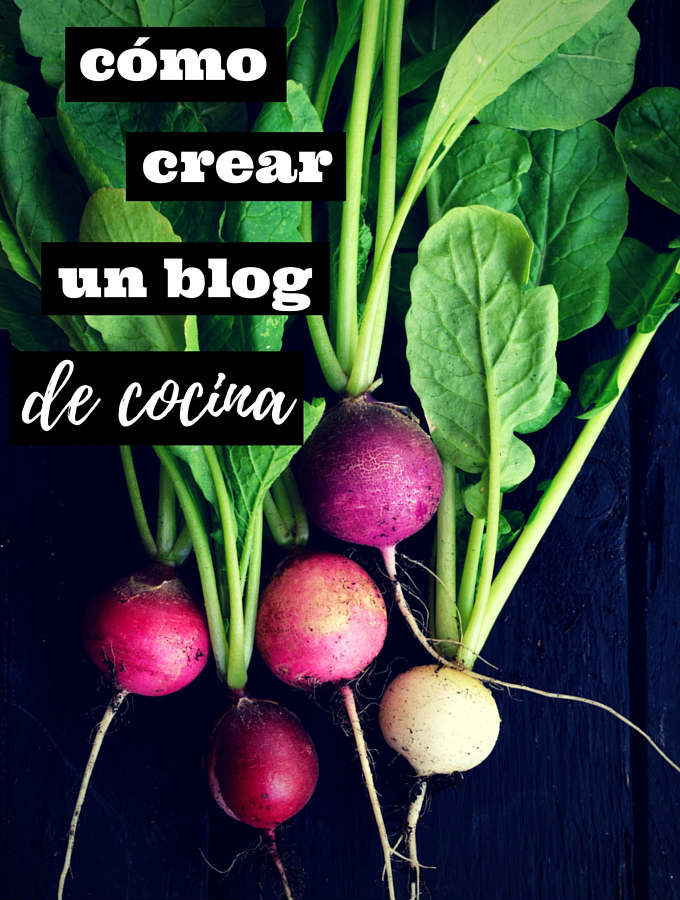 C mo crear un blog de cocina cilantro and citronella for Blog cocina wordpress