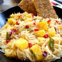 Pineapple Vermicelli Rice Noodles