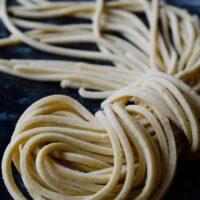 Homemade Ramen Noodles from Scratch