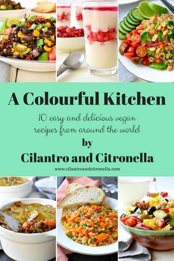 Vegetarian Pasta Fagioli   Cilantro and Citronella