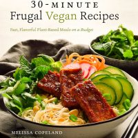 30-Minute Frugal Vegan Recipes Cookbook