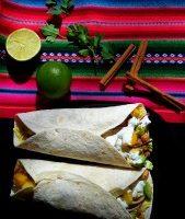 Jamaican Jerk Chickpea Tacos